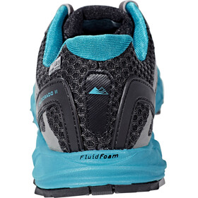 Columbia Caldorado II Outdry Shoes Women dark grey/sea level